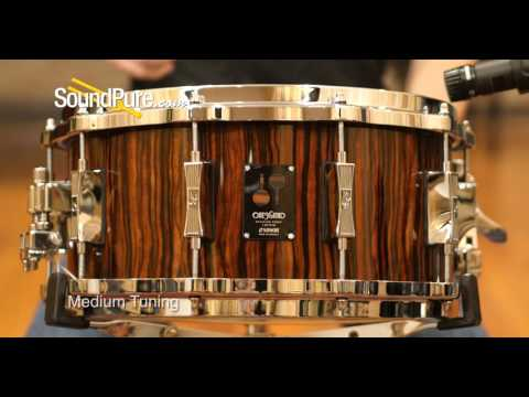 Sonor 6.5x14 One of a Kind Snare Drum - Quick n