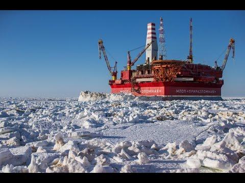 Prirazlomnoye oil field