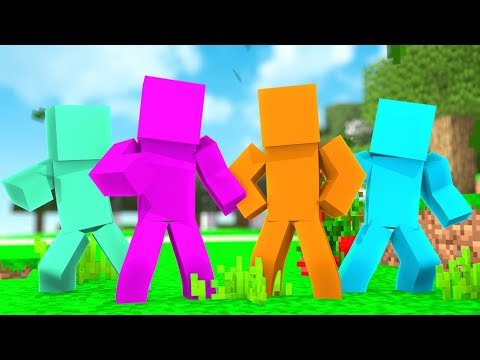 *4 Player* 100 vs 100 vs 100 vs 100 Clay Soldiers DIMMAdome - Minecraft Modded Minigame   JeromeASF
