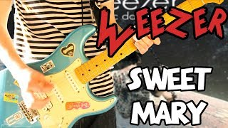 Weezer - Sweet Mary Guitar Cover 1080P
