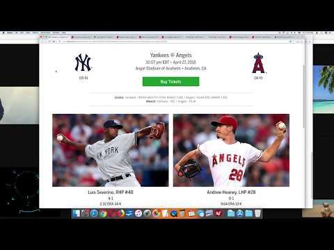 top-mlb-pick-new-york-yankees-vs-los-angeles-angels-4/27/18-friday-baseball
