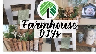 FARMHOUSE DOLLAR TREE  DIY | DOLLAR TREE DIY FARMHOUSE HOME  DECOR | FARMHOUSE STYLE | DOLLAR TREE