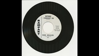 Ron Holden - Nothing I Wouldn't Do - Rampart 645