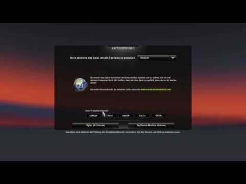 How To Patch Euro Truck Simulator 2 - Free Working Product Key - Install Tutorial | FunnyDog.TV