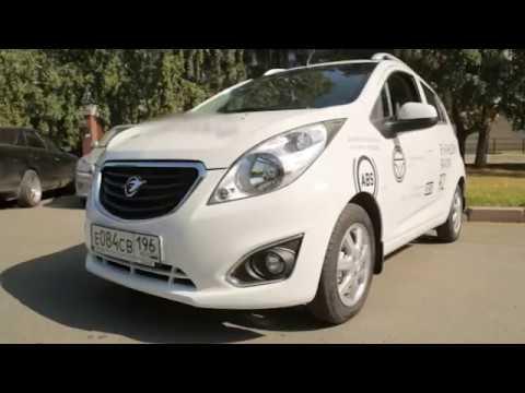 Ravon R2 2016 1.25 (85,5 л.с.) 2WD AT Elegant - видеообзор - YouTube