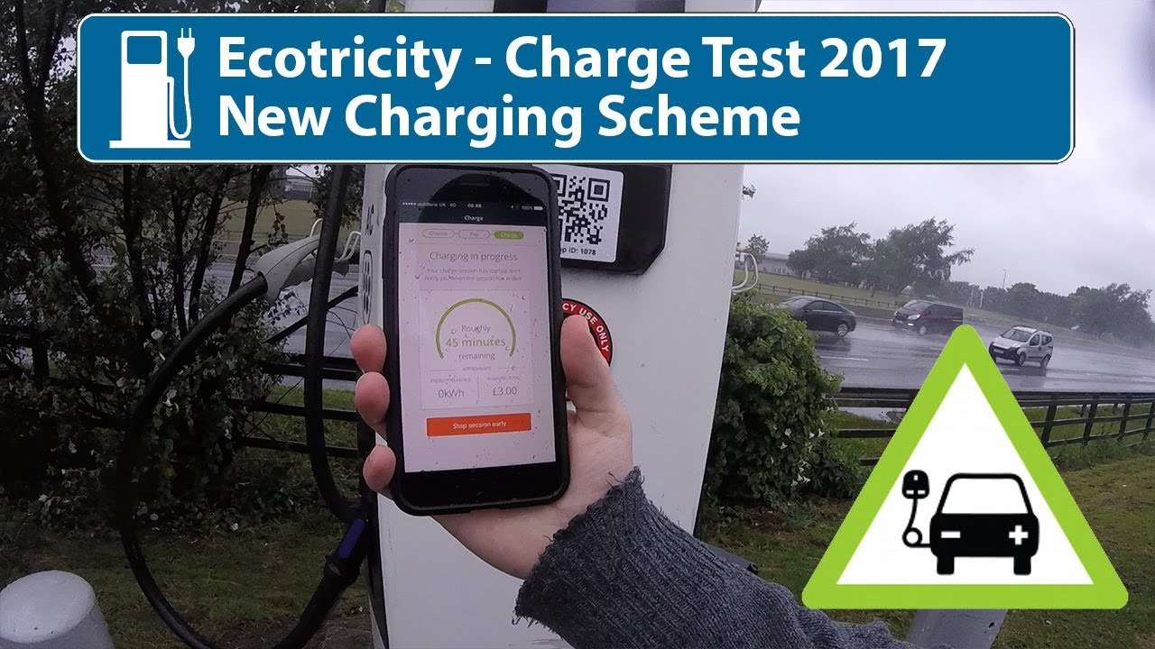 Ecotricity Charge Test 2017 New Pricing Scheme