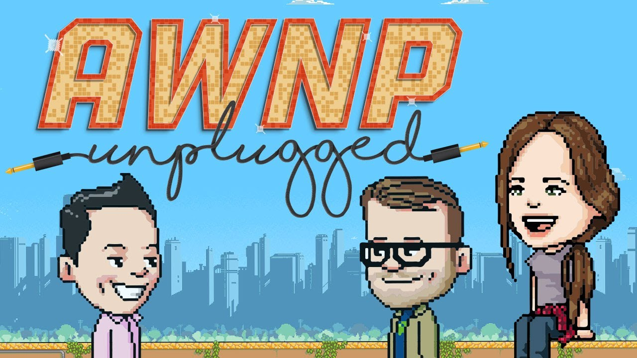 AWNP: Unplugged with Laura Bailey | Ep. 8