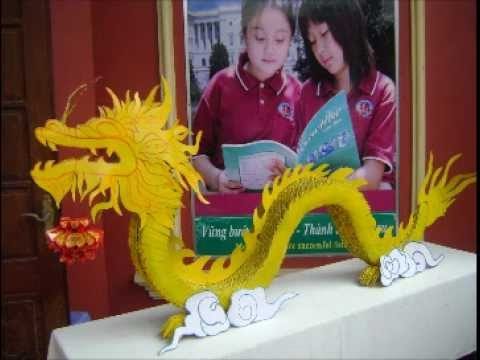How To Make Origami Dragon With Triangles