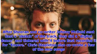 [Breaking News]Anderson East ready for ' Encore '