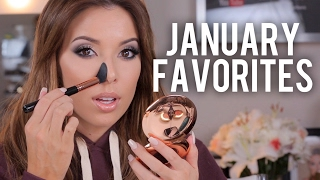 JANUARY FAVORITES | LUSTRELUX