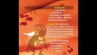 Kokopelli - Indiańska muzyka animacyjna dla dzieci i nie tylko...