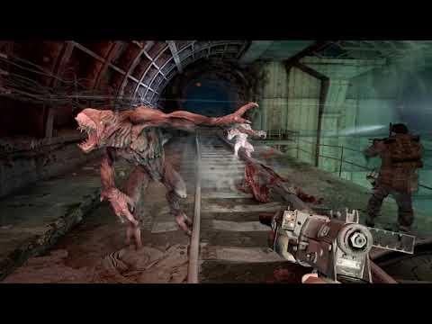 Metro 2033 Redux-Part 6-LOST TUNNELS |