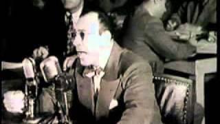 Herbert Biberman HUAC Testimony Excerpt, 1947