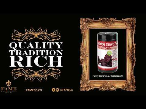 Quality Products- Freeze Dried - FAMECO Kuwait