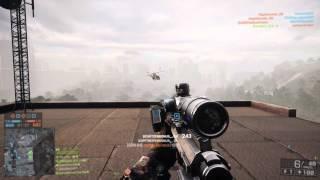 Battlefield 4 Snip den Pilot