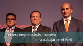 Antamina elegida como la empresa más atractiva del sector minero en el Perú
