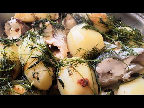 Рыба Сиг, Сига / Как вкусно приготовить Рыбу Сиг / Irinochka HandMade
