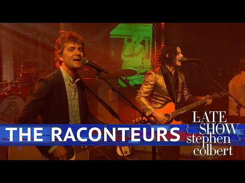 "The Raconteurs - ""Help Me Stranger"" Performance"