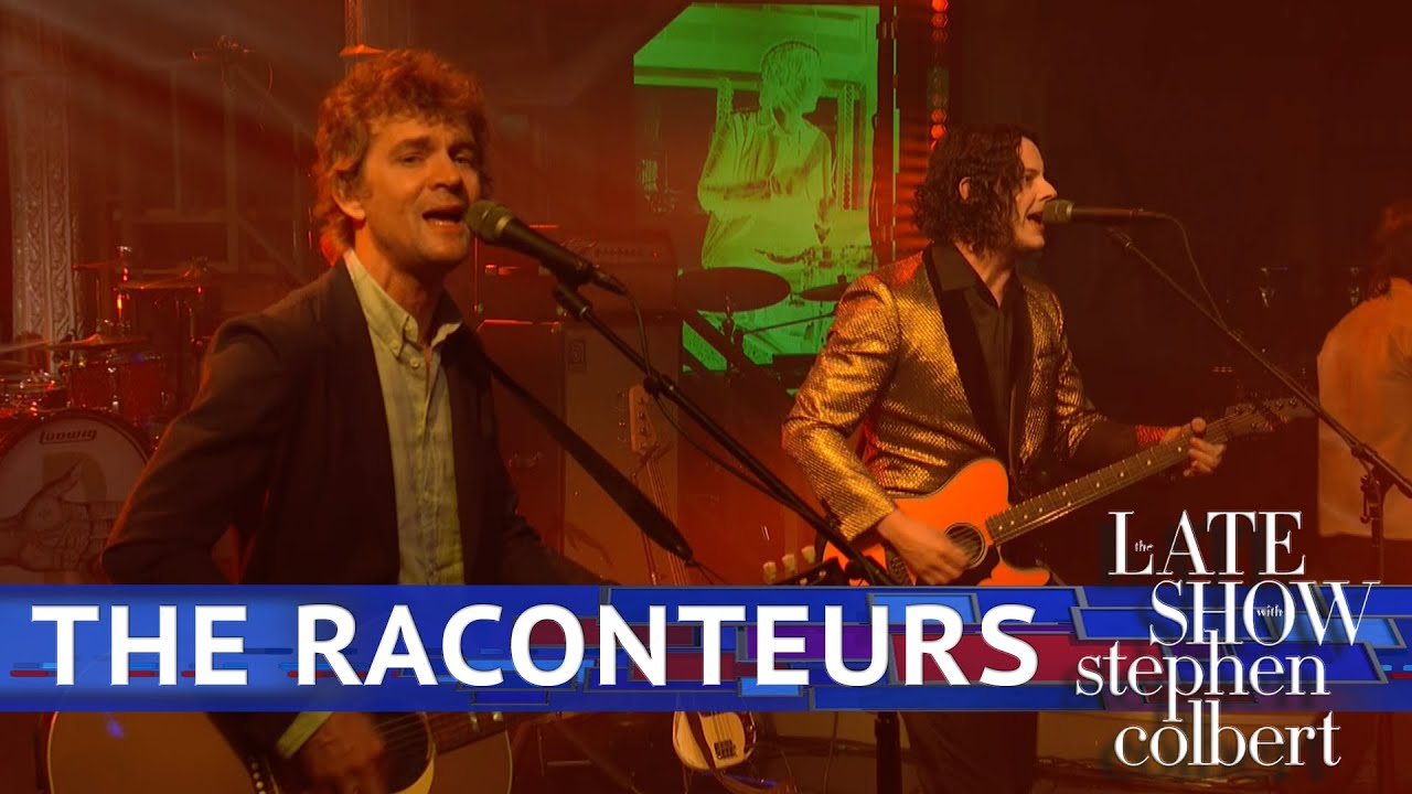 The Raconteurs Perform 'Help Me Stranger'