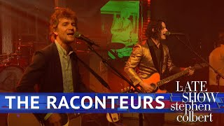The Raconteurs Perform 'Help Me Stranger'.mp3
