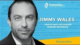 Wikipedia ternyata dulunya adalah Situs Porno? Jimmy Wales Bakal Jelasin Strategi Suksesnya