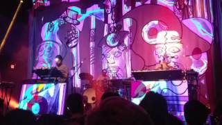 Animal Collective - Spilling Guts, Live at White Oak Music Hall Houston 11/15/16