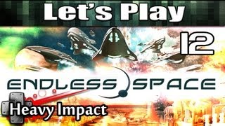 Endless Space Heavy Impact -12 (Space Strategy Games)