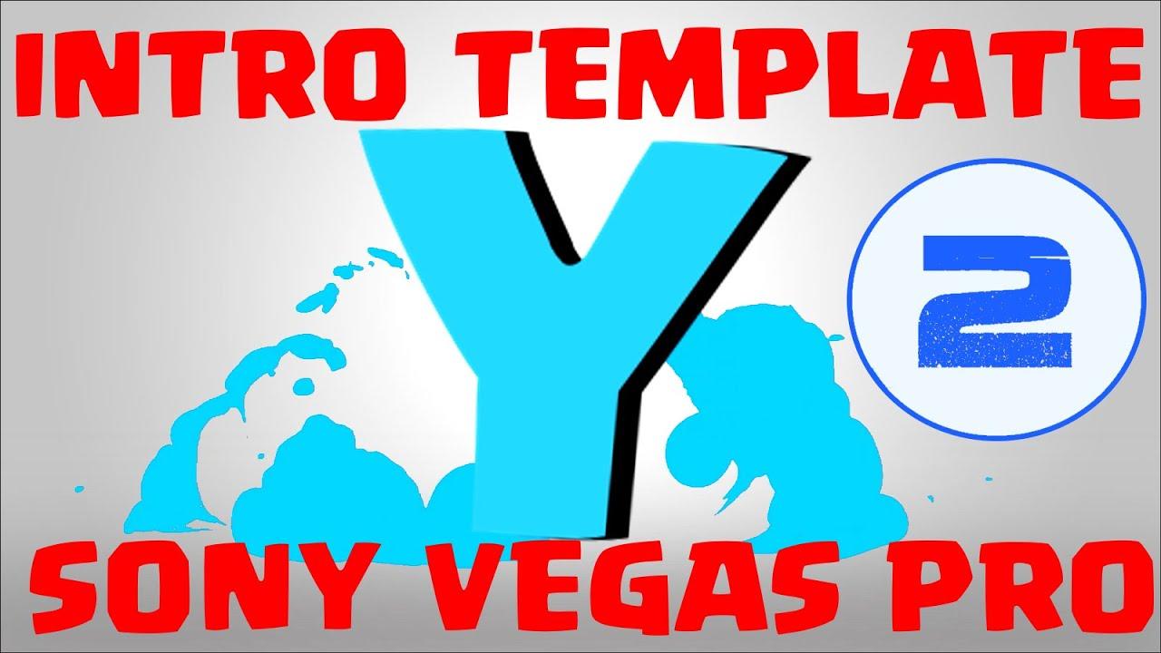 2d Intro Template Sony Vegas Pro 13