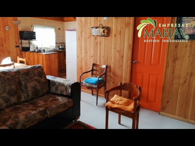 Hermosa casa en condominio, a 10 km de la ciudad de Villarrica.