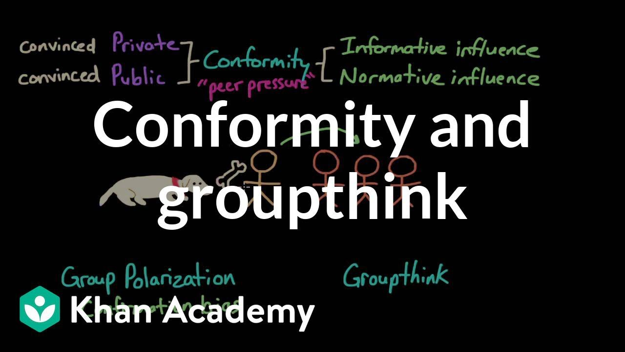 how are groupthink conformity and obedience similar What are the similarities and differences between conformity, compliance, and obedience here's another one of.