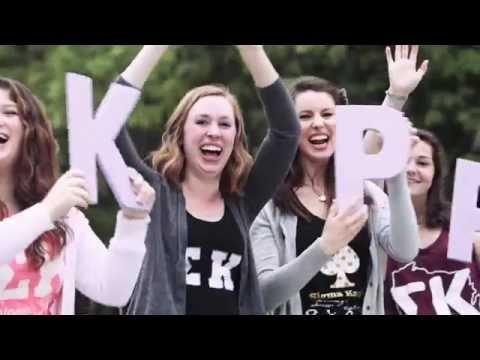 Marquette University Sigma Kappa   Recruitment 2016