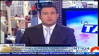 Elecciones en Colombia son un