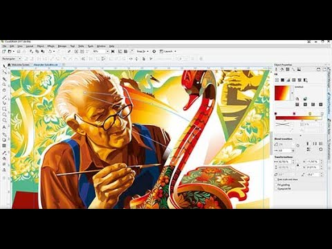 Corel Draw Tutorial-Full  for Beginers and advance Users