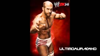 "WWE 2K14: Antonio Cesaro Theme Song 2013-2014 ""Patriot"