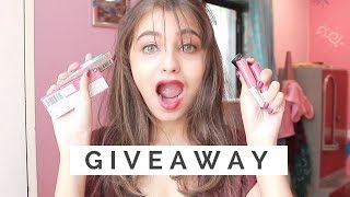 MOST Exciting GIVEAWAY EVER Giveaway 2018 | TEJASWI |