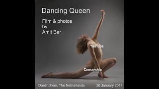Contortionist Serie the nude