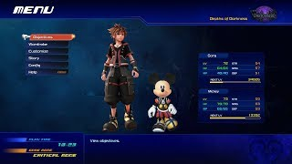 The Ability System in Kingdom Hearts 3 - Discussion