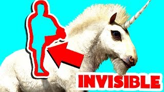 NOBODY KNOWS ABOUT THIS! ARK STEALTH RAID! (Ark Survival Evolved Trolling)