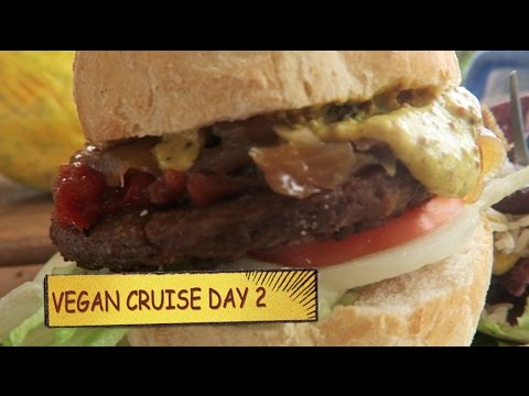 Vegan BBQ (Bahamas) - Avocado Toast - Day 2 VVS