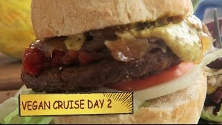 Vegan BBQ (Bahamas) - Avocado Toast - Day 2 VVS