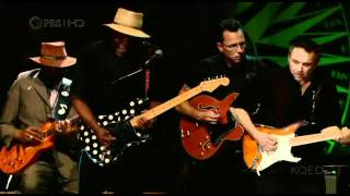 BUDDY GUY, ERIC CLAPTON, ROBERT CRAY - Sweet Home Chicago
