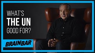 What's the United Nations good for? | Ask the Right Question with George Friedman