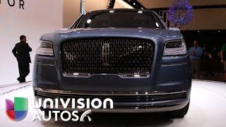 Nueva York 2016 - Lincoln Navigator Concept