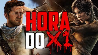 UNCHARTED VS TOMB RAIDER | HORA DO X1