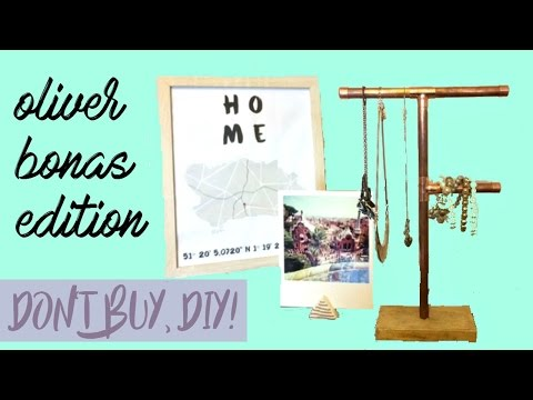 Don't Buy, DIY! - Oliver Bonas Edition | Oliver Bonas Inspired | Room Decor| DIY