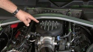 Ford Mustang BOSS 302R 2011 Videos