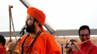 World Culture Festival 2011 - Nice music from Bangladesh 3