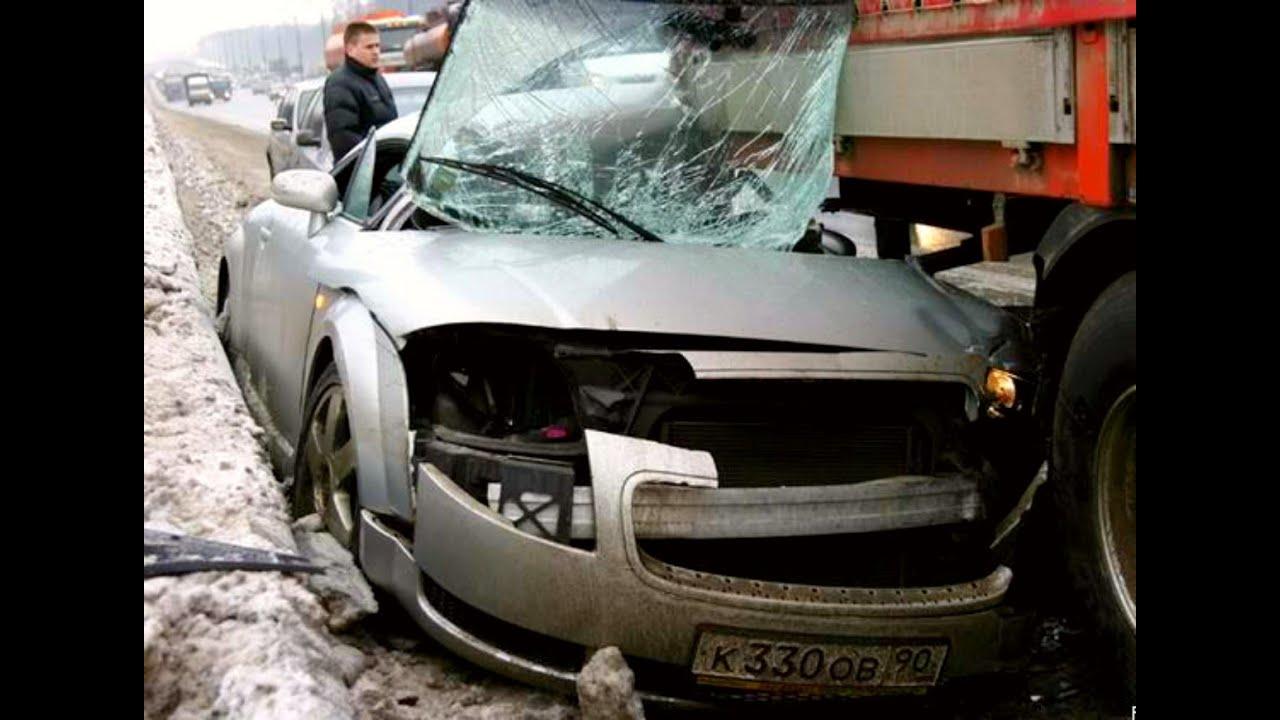 Crazy Audi Crash Compilation Part 3 Tt A4 A6 Q7 100 80