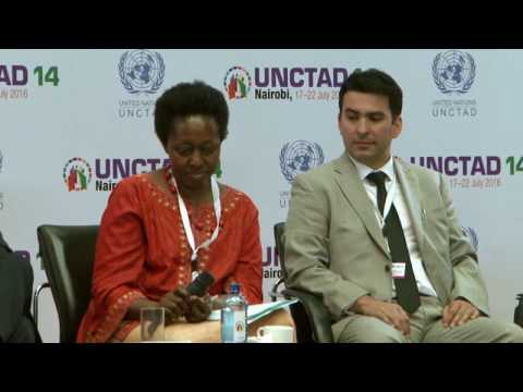 UNCTAD 14 - Sustainable Transportation for Agenda 2030: Boosting the Arteries of Global Trade