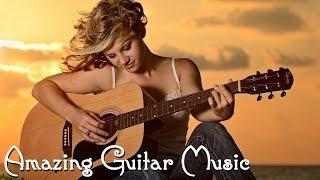 The Best World Instrumental Hits | Amazing Romantic Guitar Music ♥ Happy Valentine Day